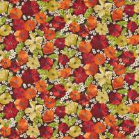 Hermosa Fabric - Amber/Spice