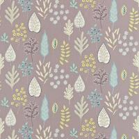 Zosa Fabric - Heather/Seagrass/Lemon