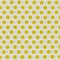 Sira Fabric - Chartreuse/Neutral/Linen