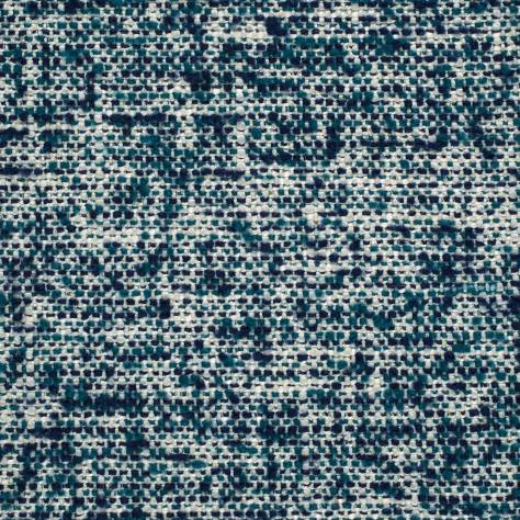 Harlequin Momentum 3 Fabrics Etch Fabric - Old Navy/Teal - 130636 - Image 1