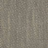 Twill Fabric - Bitter Chocolate/Pebble