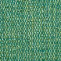 Burnish Fabric - Teal/Lime