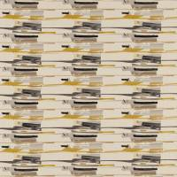 Zeal Fabric - Charcoal/Neutral/Mustard/Onyx