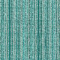 Filament Fabric - Turquoise/Chalk