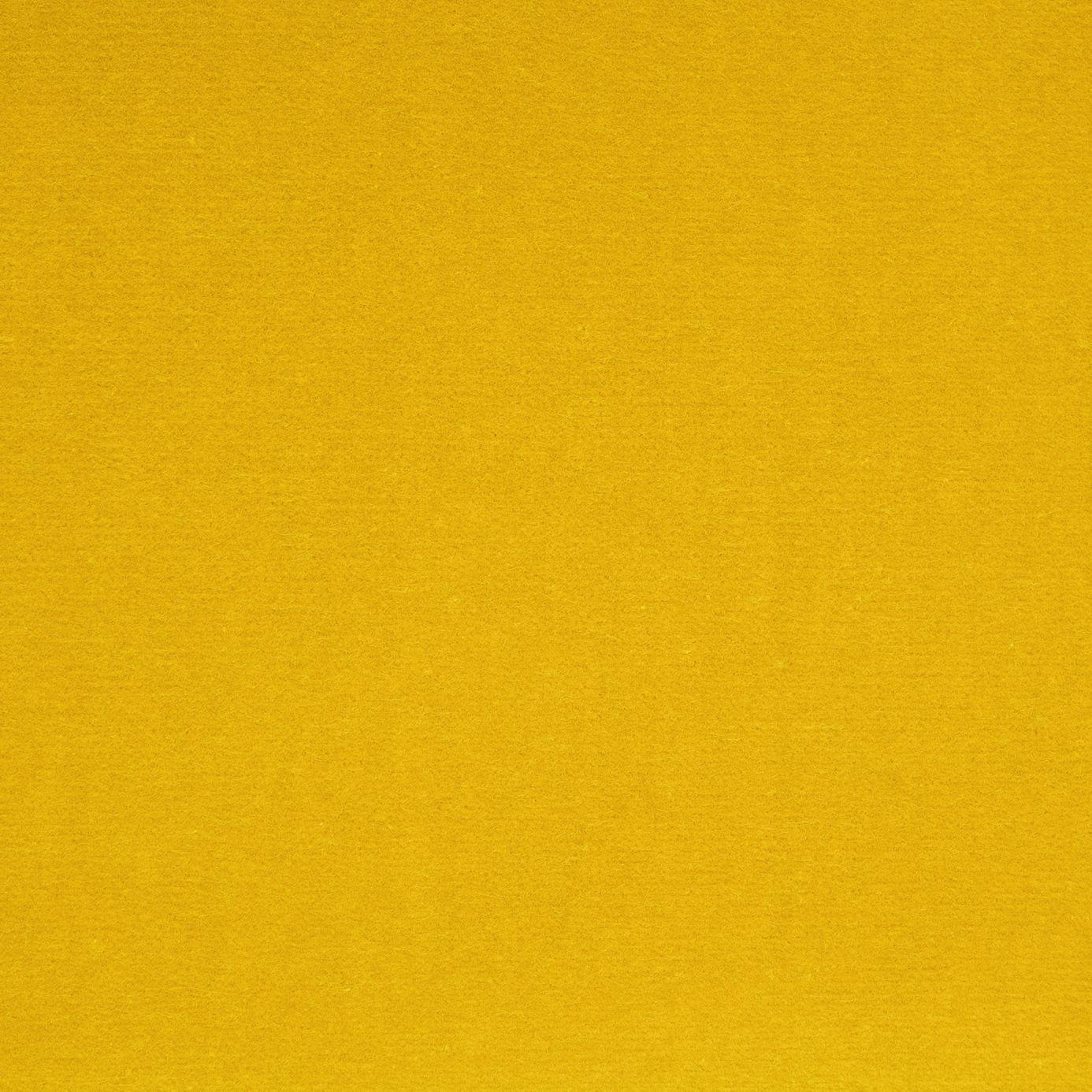 Harlequin Folia Velvets Fabrics Folia Velvet Fabric - Mustard - 130371