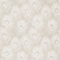 Orlena Fabric - Putty/Silver