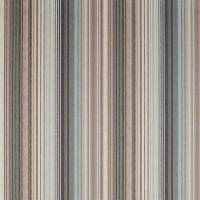 Spectro Stripe Fabric - Steel/Blush/Sky