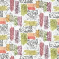 Caldesia Fabric - Mandarin / Fig