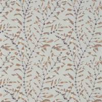 Chaconia Fabric - Mandarin / Fig
