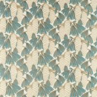 Foxley Fabric - Kingfisher