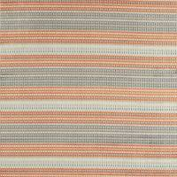 Maslina Fabric - Russet / Glacier / Charcoal