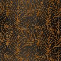 Lorenza Fabric - Honey / Jet