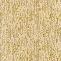 Grasses Fabric - Putty/Hopsack