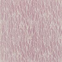 Grasses Fabric - Orchid/Pewter