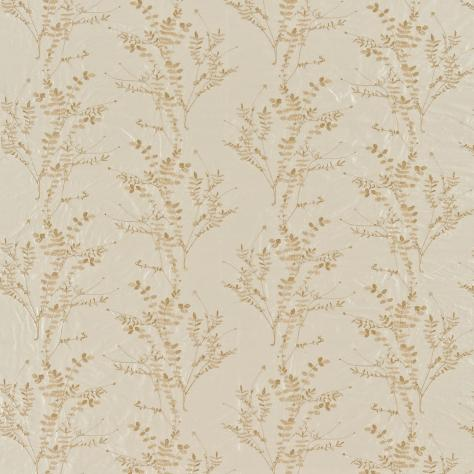 Harlequin Kallianthi Fabrics Salvia Fabric - Putty/Honeycomb - 130245 - Image 1