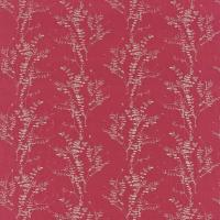 Salvia Fabric - Hot Pink/Pebble
