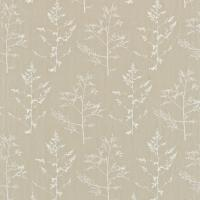 Livadi Fabric - Natural/White