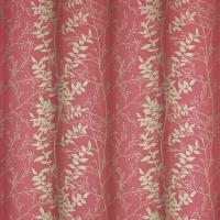 Persephone Fabric - Flame/Pebble