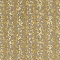 Potentilla Fabric - Honeycomb/Tumeric