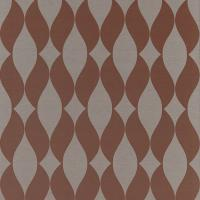 Form Fabric - Copper/Neutral