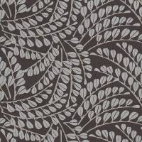 Anais Fabric - Cocoa/Chalk