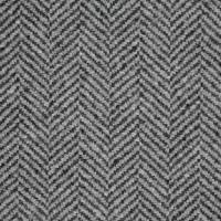 Parquet Fabric - Charcoal