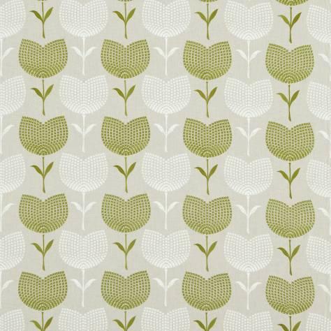 Lolita fabric apple linen 131075 harlequin jardin for Decoration jardin boheme