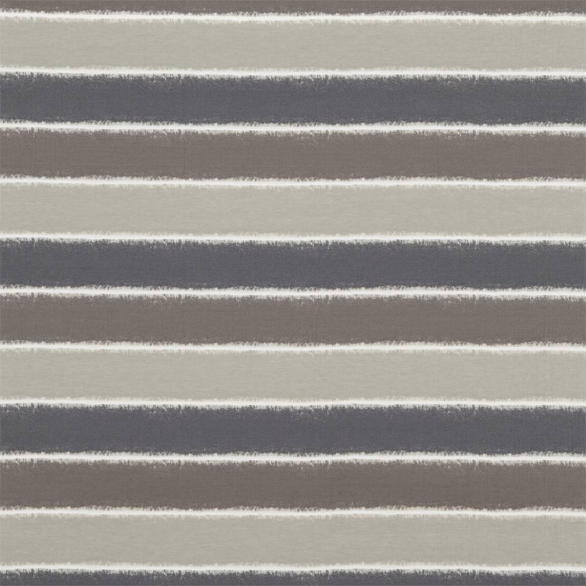 Plateau Fabric Slate Walnut Pebble 131114 Harlequin