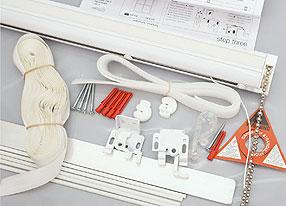 Roman Blind Tracks Amp Accessories