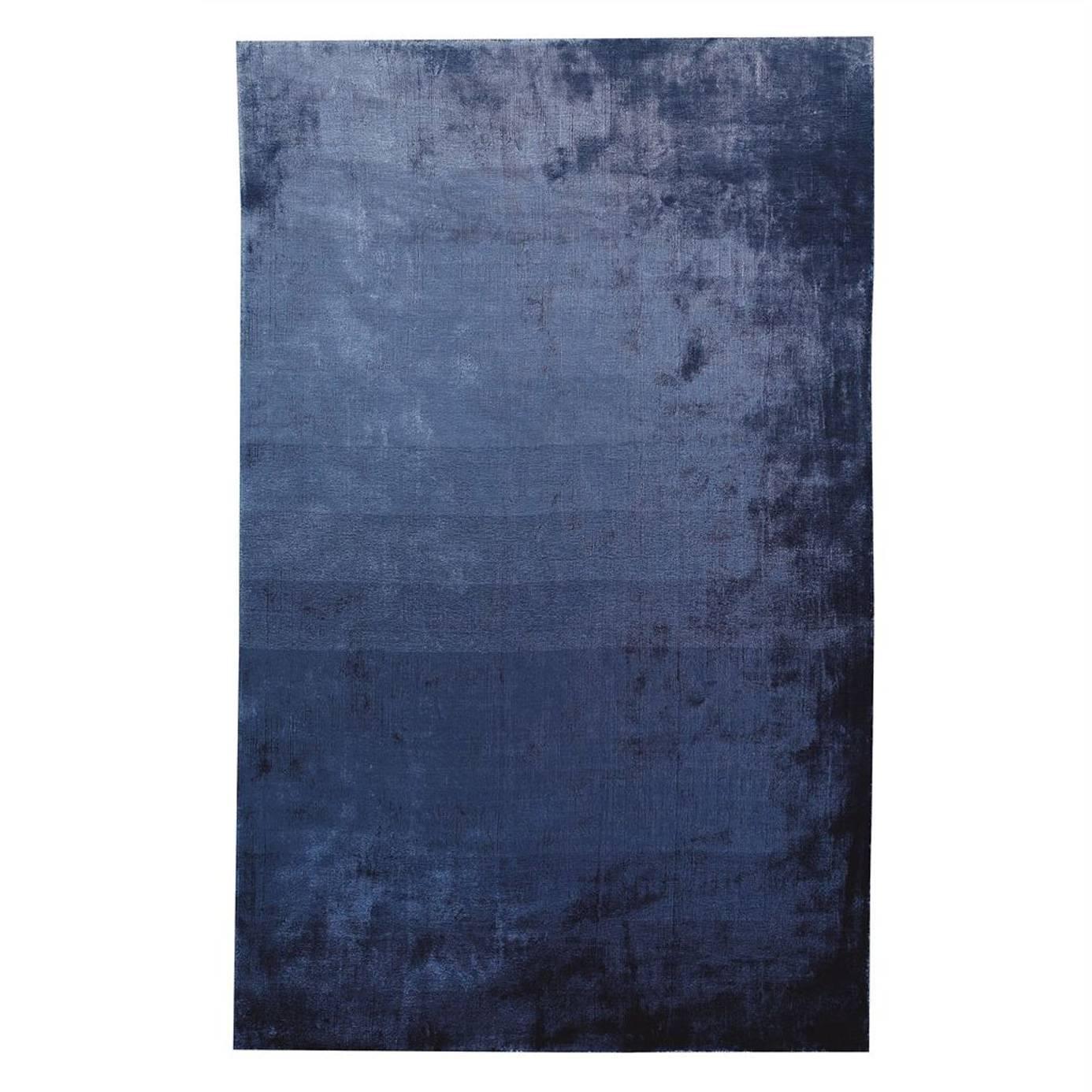 Designers Guild Eberson Rug Cobalt Select Size Dhr182