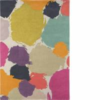 Harlequin Paletto Rug 150877 Berry (Select Size)