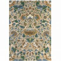 William Morris & Co Lodden Rug 27801 Manilla (Select Size)