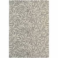 William Morris & Co Willow Bough Rug 28304 Mole (Select Size)