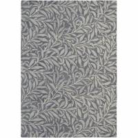 William Morris & Co Willow Bough Rug 28305 Granite (Select Size)