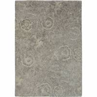 William Morris & Co Poppy Rug 28405 Taupe (Select Size)