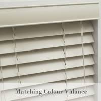 Basswood Blind Colour Oxford 35mm Slats