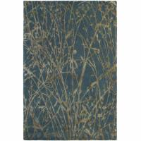 Sanderson Meadow Rug 256317 Burnish (Select Size)