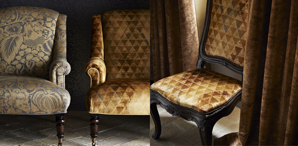 Zoffany Designer Fabric And Wallpaper