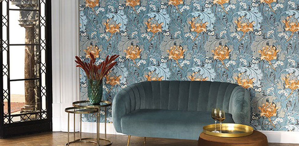 Casadeco Oxford Fabrics and Wallpapers Slider 1