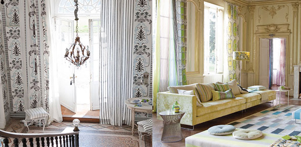 Sofienberg Fabrics From Designers Guild