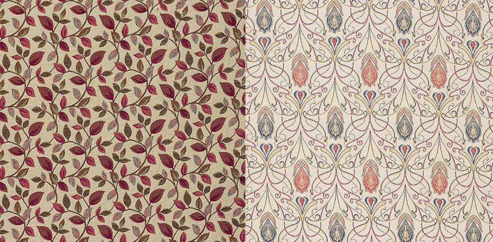 Porter and Stone Country Chic Fabrics Slider 1