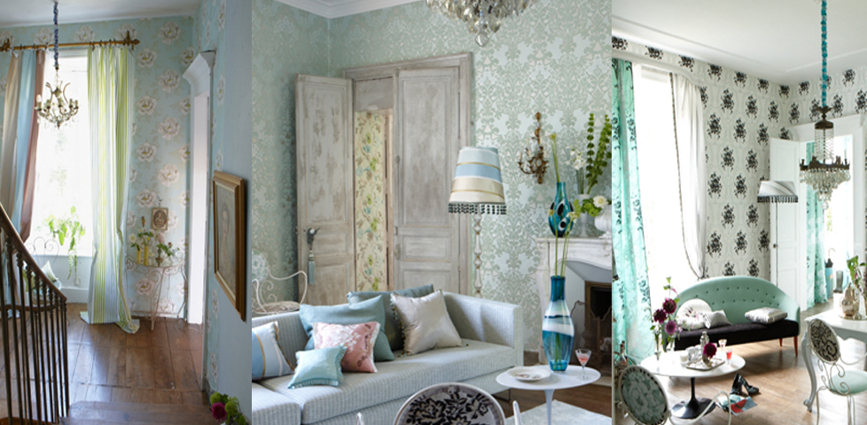 Designers Guild Whitewell Wallpapers Wallpaper S3