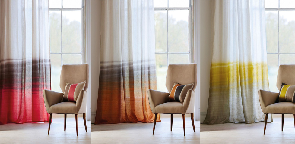 Landscapes Voiles Amp Weaves Fabrics From Harlequin