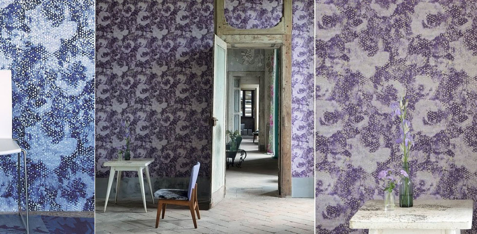 Palasini Wallcoverings From Designers Guild