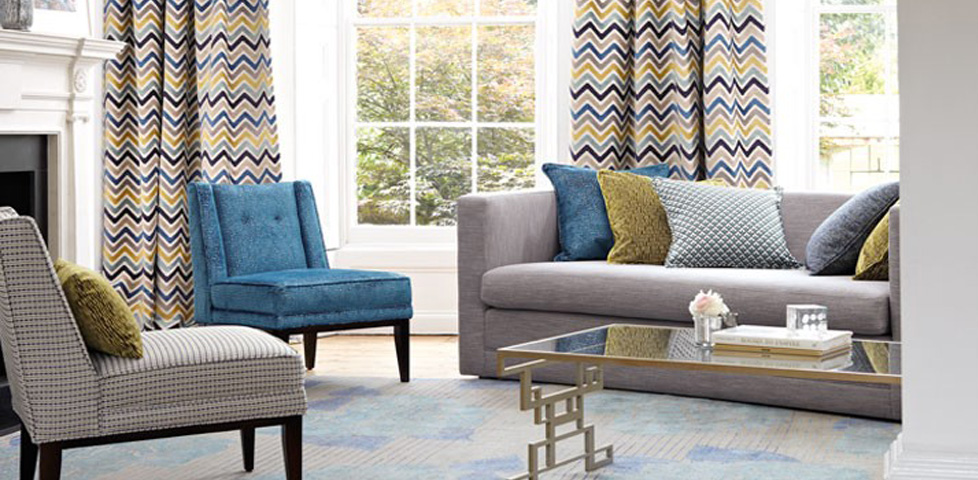 Marlow Fabrics From Romo