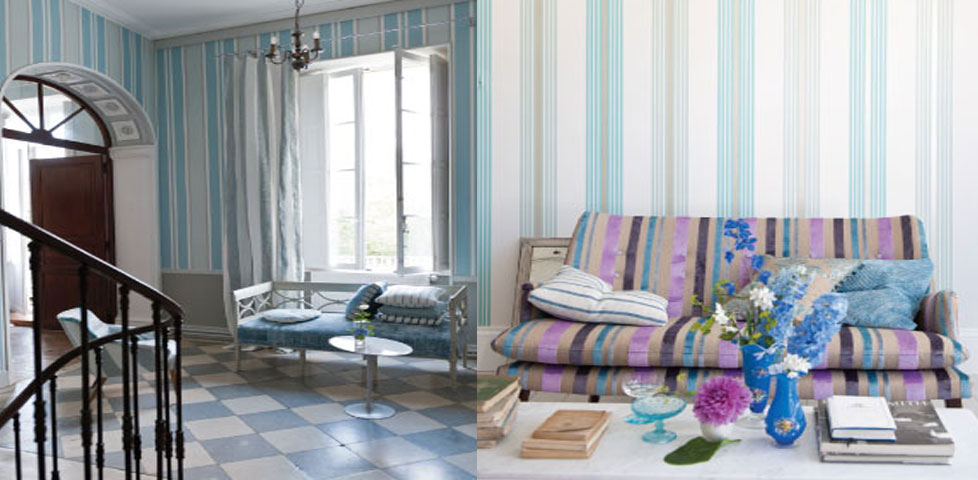Oxbridge Wallcoverings From Designers Guild