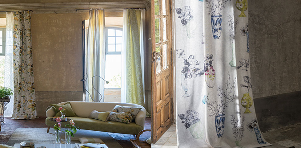 Seraphina Fabrics From Designers Guild