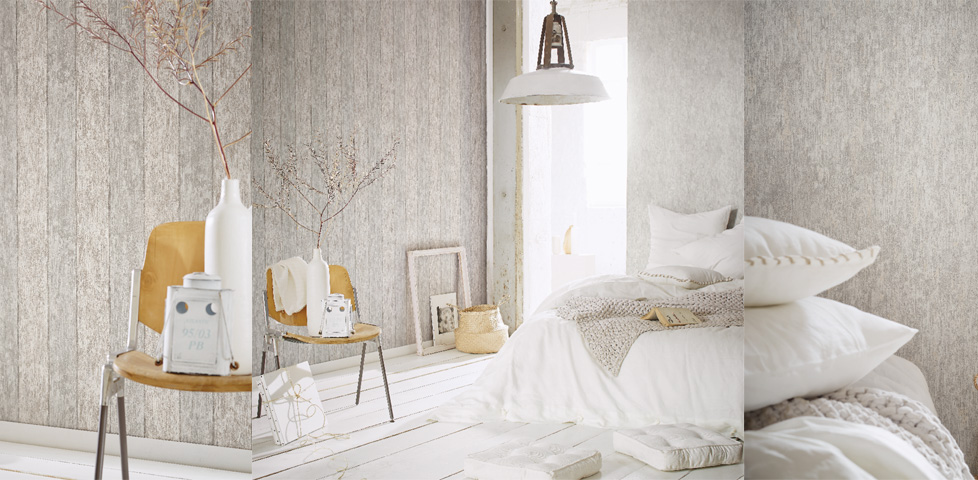 Loft Wallpapers From Caselio