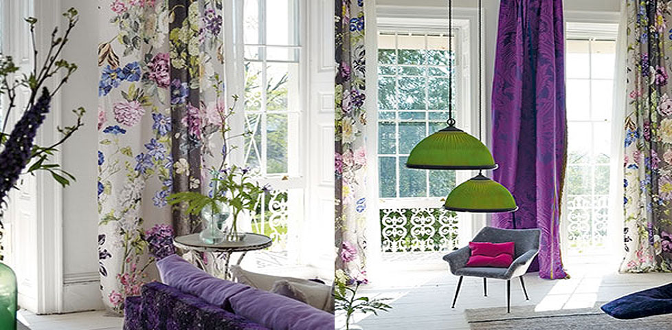 Astrakhan Fabrics From Designers Guild