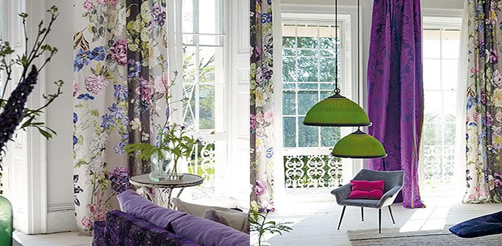 Astrakhan Fabrics From Designers Guild